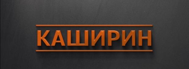 Kashirin Logo Banner